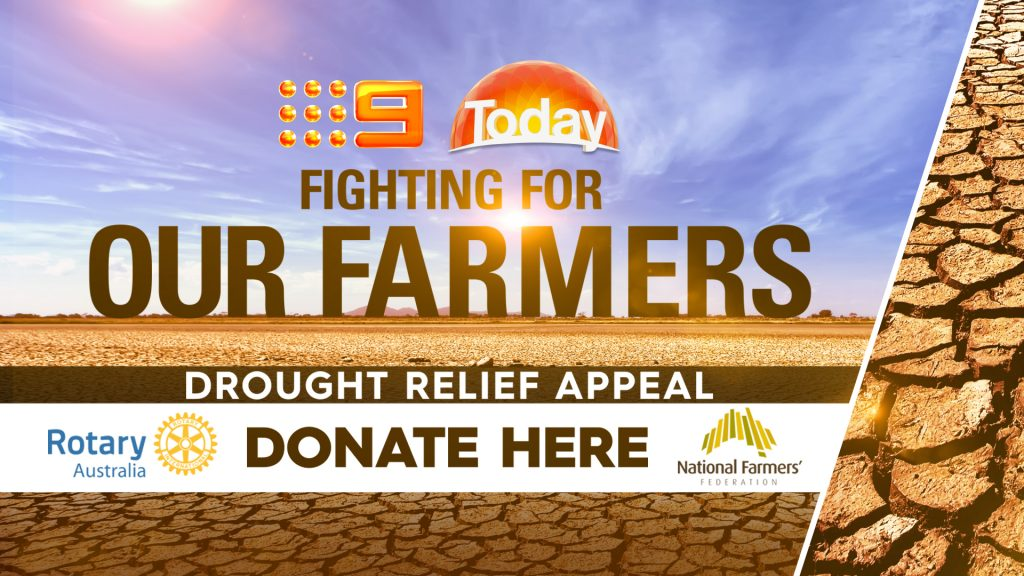 Fighting for our Farmers - 2018 Drought Relief Appeal